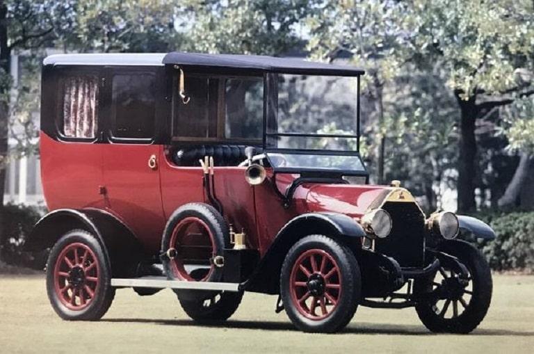 Model A - chiếc xe hơi được sản xuất hàng loạt đầu tiên trong lịch sử Nhật Bản của Mitsubishi