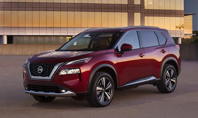 Phiên bản Nissan XTrail mới vừa tung ra thị trường