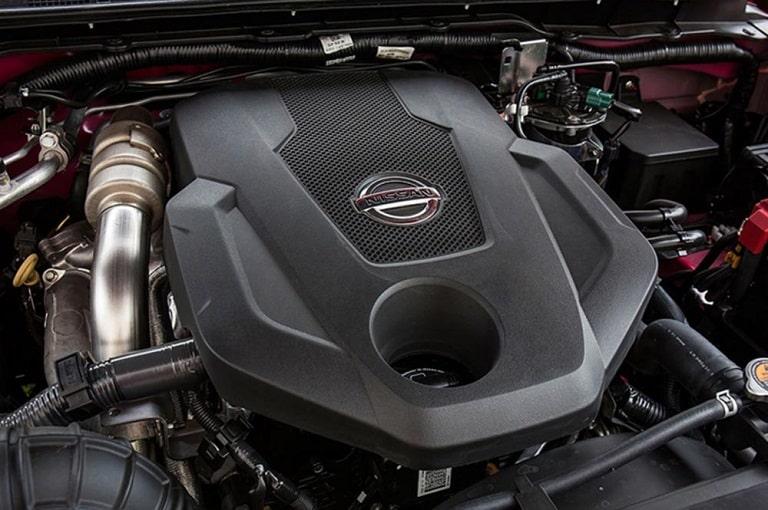 Động cơ đặc trưng của Nissan