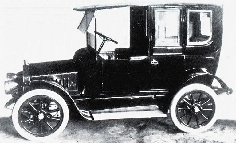 Được xem là chiếc xe đầu tiên của Nissan - DATsun