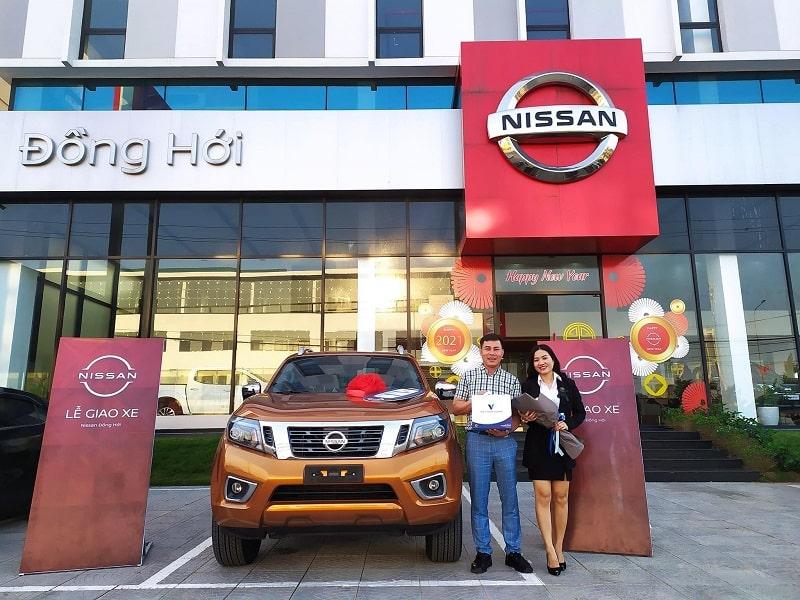 Nissan Quảng Bình và khách hàng