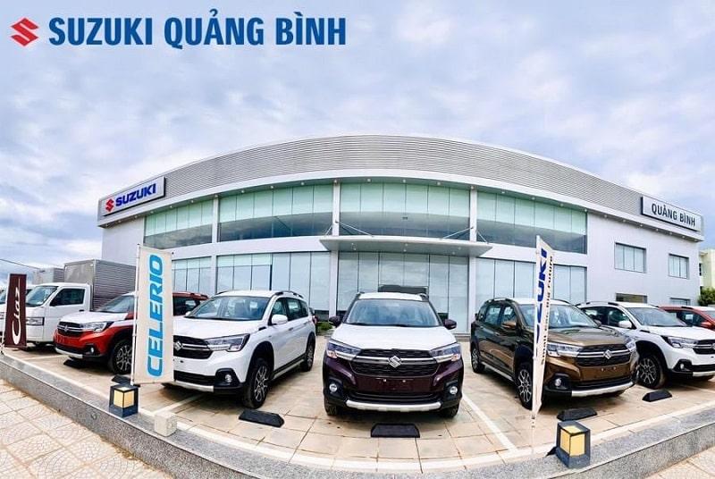 Tổng quan về đại lý Suzuki Quảng Bình