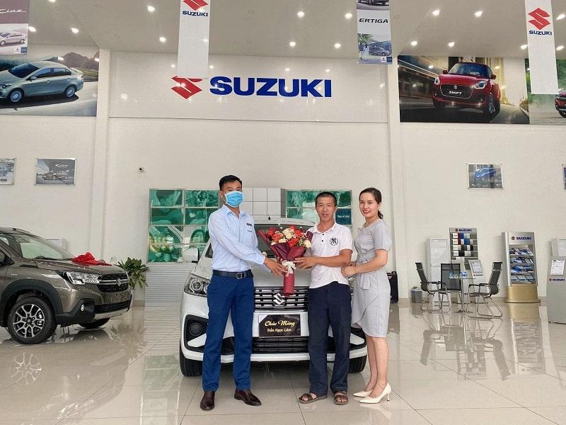 Suzuki Quảng Bình đồng hành cùng khách hàng