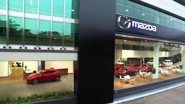 Đại lý Mazda tại Quảng Bình