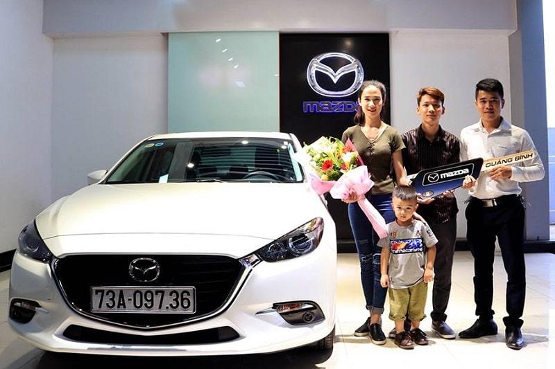Mazda Quảng Bình với phương châm làm việc chuyên nghiệp