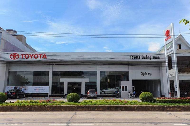 Tổng quan về đại lý Toyota Quảng Bình