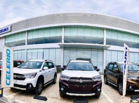 Suzuki Quảng Bình – Đại lý xe với dịch vụ chất lượng