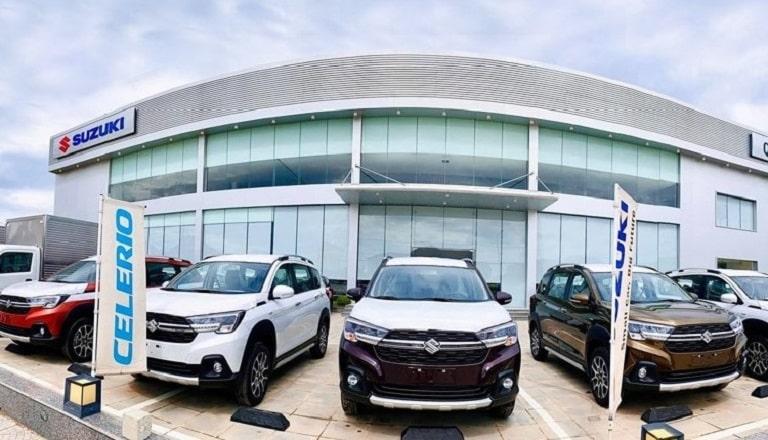 Suzuki Quảng Bình - Đại lý xe với dịch vụ chất lượng