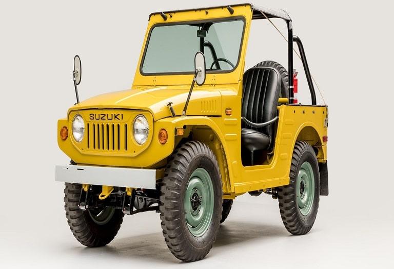 Suzuki thành công trong sự nghiệp sản xuất ô tô