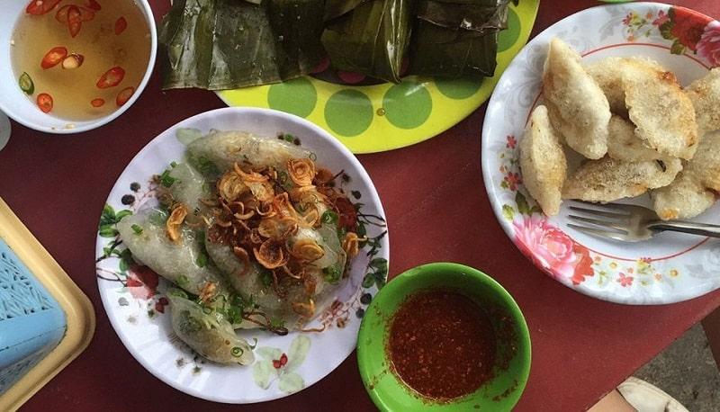 Bánh lọc mệ Xuân nổi tiếng là đặc sản Quảng Bình