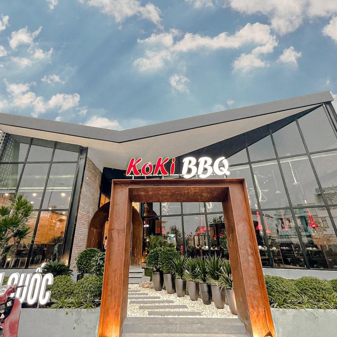 Koki BBQ được sự yêu thích của nhiều người dân