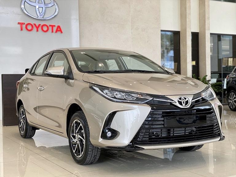 Dòng xe Toyota Vios