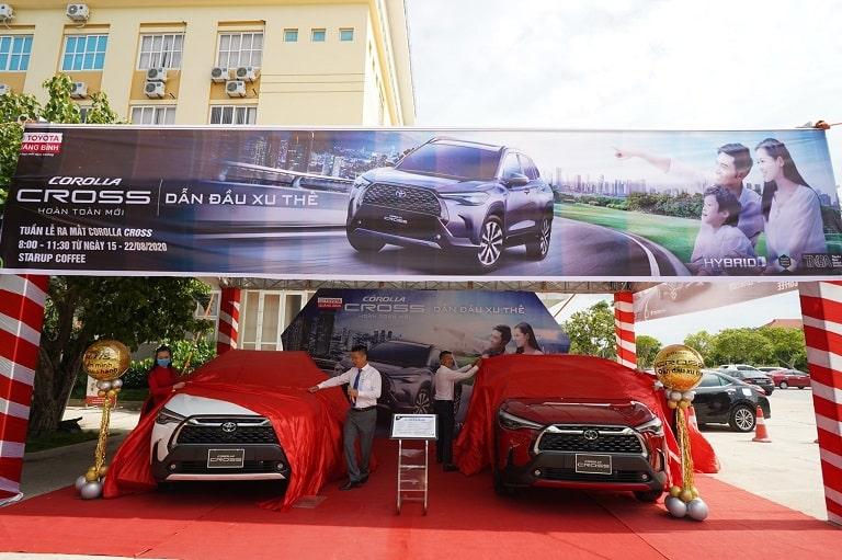 Tuần lễ ra mắt Corolla Cross tại Quảng Bình