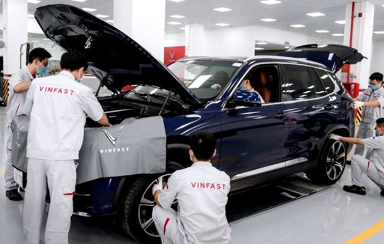 VinFast Quảng Bình có thêm dịch vụ bảo hành, sửa chữa