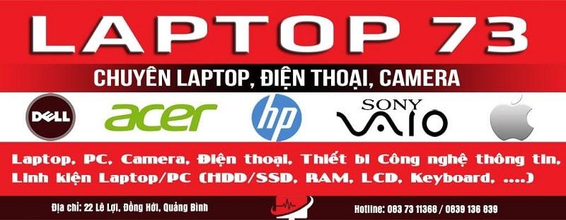 Laptop Quảng Bình 73