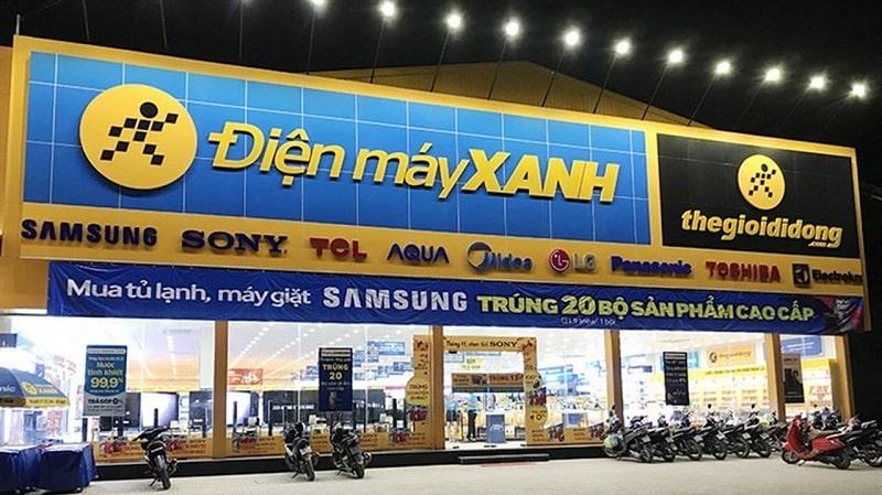 Điện máy Xanh Quảng Bình