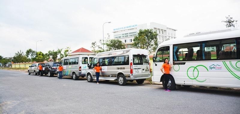 Quảng Bình Travel cho thuê xe Quảng Bình