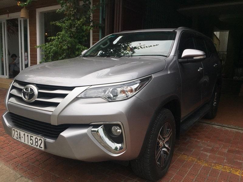 Dịch vụ cho thuê xe Lộc Phát - thuê xe Quảng Bình