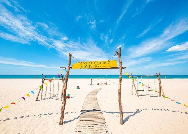 Bán đảo Bảo Ninh đang thu hút nhiều dự án du lịch nghỉ dưỡng quy mô lớn