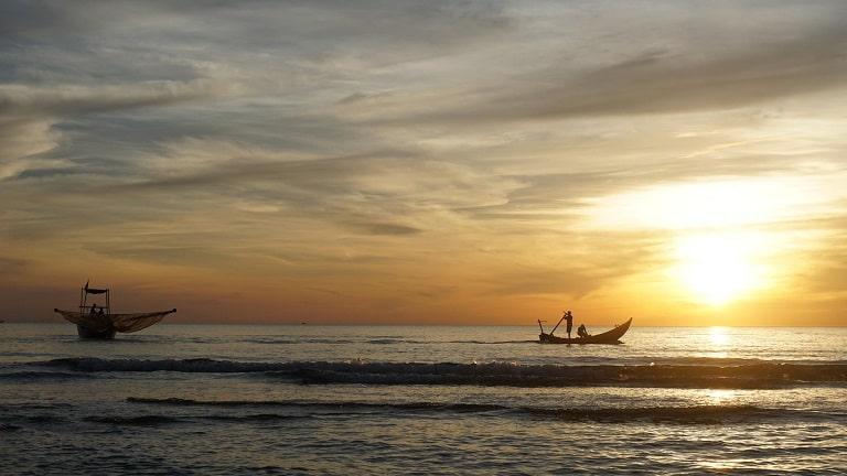 Biển Nhật Lệ đẹp tới mê hoặc